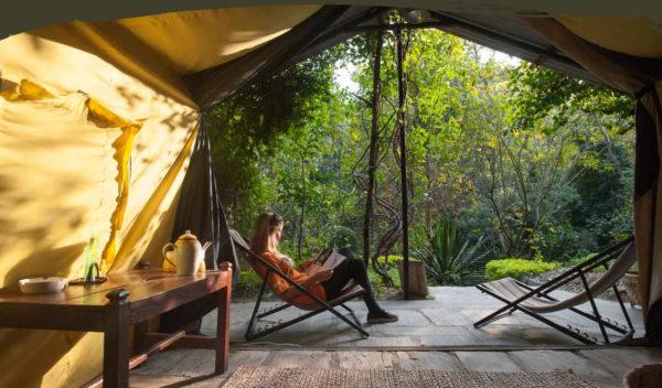 accommodation nepal tent - home